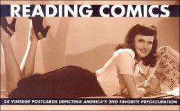 Reading Comics: 24 Vintage Postcards Depicting America's 2nd Favorite Preoccupation