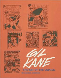 Gil Kane Art of the Comics