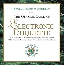 Official Book of Electronic Etiquette