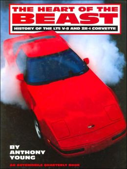 Heart of the Beast: History of the LT5 V-8 and ZR-1 Corvette