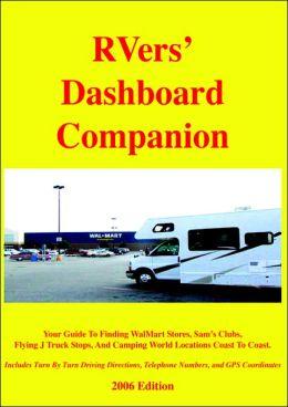 RVers Dashboard Companion
