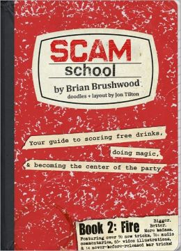 Scam School Book 2: Fire (Enhanced Edition)