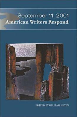 September 11 2001: American Writers Respond