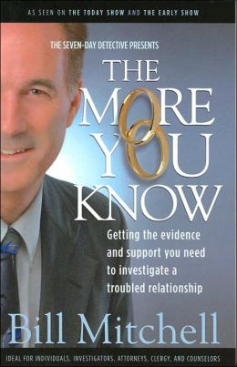 The More You Know: Getting the Evidence and Support for a Troubled Relationship