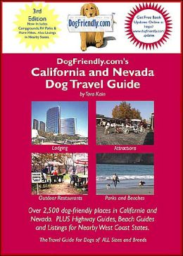 DogFriendly.com's California and Nevada Dog Travel Guide