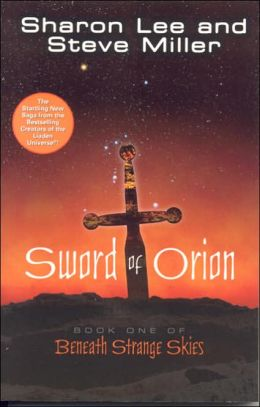 Sword of Orion: Book One of Beneath Strange Skies