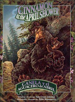 Cinnamon and the April Shower / Canela y el aguacero de Abril