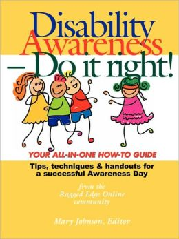 Disability Awareness - Do It Right!