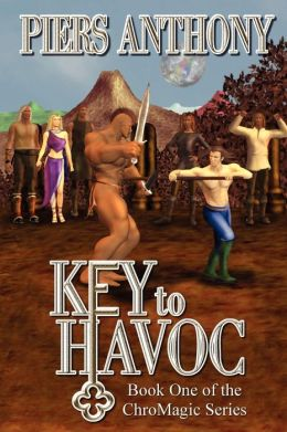 Key to Havoc (ChroMagic Series #1)
