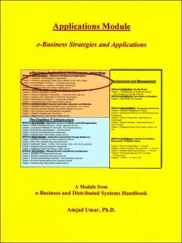 E-Business and Distributed Systems Handbook: Applications Module
