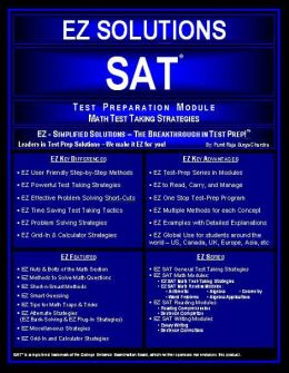 EZ SAT: Math Strategies