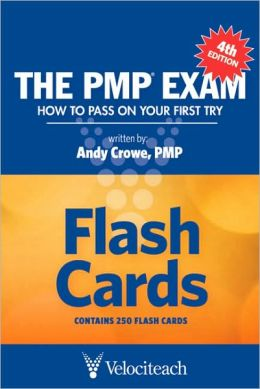 The PMP Exam: Flash Cards