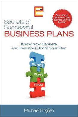 Secrets Of Successful Business Plans