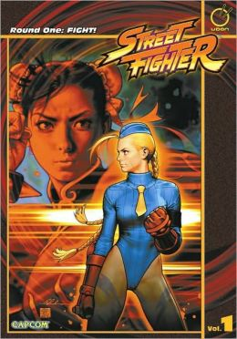 Street Fighter, Volume 1