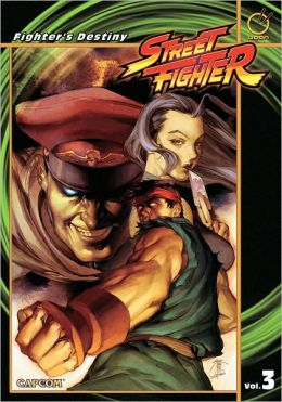 Street Fighter, Volume 3: Fighter's Destiny