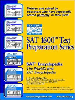SAT 1600 Test Preparation Series: SAT Encyclopedia