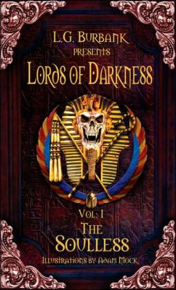 The Soulless: Book One in the Lords of Darkness Series