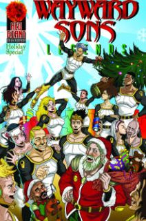 Wayward Sons: Legends Holiday Special 2011