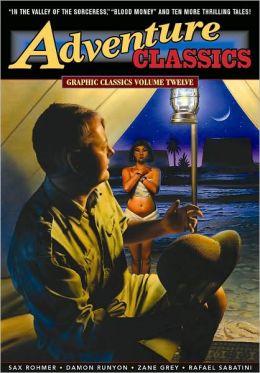 Graphic Classics, Volume 12: Adventure Classics