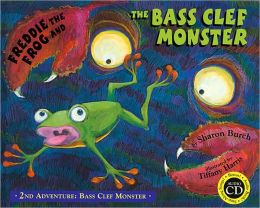 Freddie the Frog and the Bass Clef Monster, 2nd Adventure