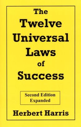 the 12 universal laws of success by herbert harris pdf