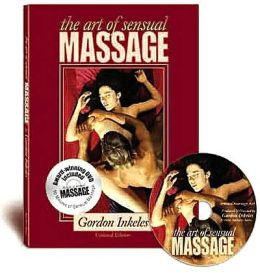 The Art of Sensual Massage (Book and DVD Set)