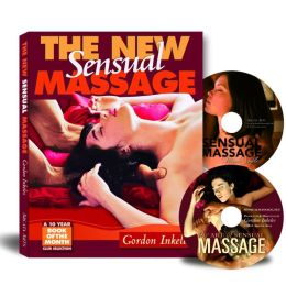 The New Sensual Massage Super Package with 2 DVDs: Super massage package with 2 award winning DVDs