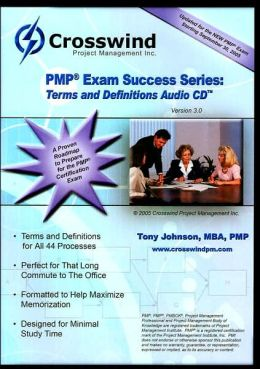 PMP Exam Success Series: Terms and Definitions, Version 3.0