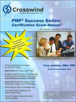 PMP Success Series: Certification Exam Manual