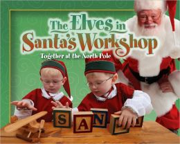 The Elves in Santa's Workshop: Together at the North Pole
