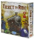 Product Image. Title: Ticket to Ride Adventure Board Game