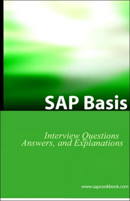 Sap Basis Certification Questions