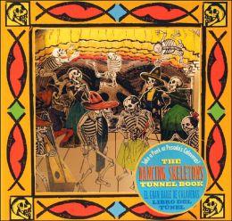 The Dancing Skeletons Tunnel Book / El Gran Baile de Calaveras Libro del Tunel