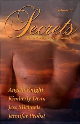 Secrets, Volume 11: The Best in Women's Erotic Romance