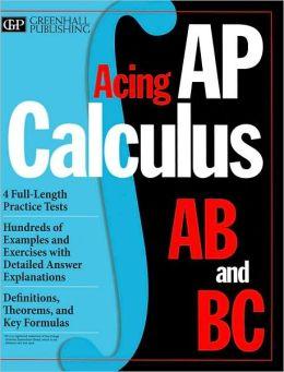 Acing AP Calculus AB and BC