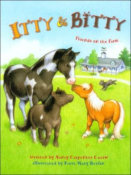 Itty and Bitty: Friends on the Farm