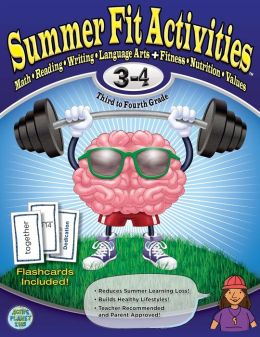 Summer Fit Third to Fourth Grade: Keeping Children Physically and Mentally Active During the Summer