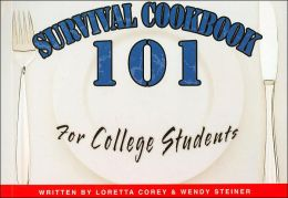 Survival Cookbook 101 for College Students