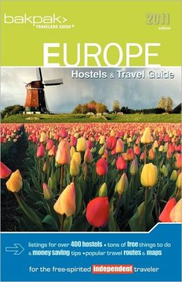 Europe Hostels & Travel Guide 2011