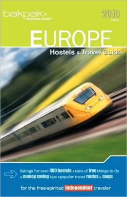 Europe Hostels & Travel Guide 2010
