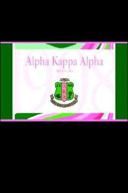 Alpha Kappa Alpha 1908 Journal