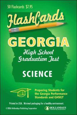 Georgia High School Graduation Test Flashcards: Science