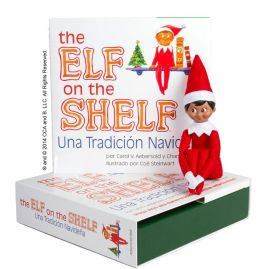 The Elf on the Shelf: Spanish Boy Elf