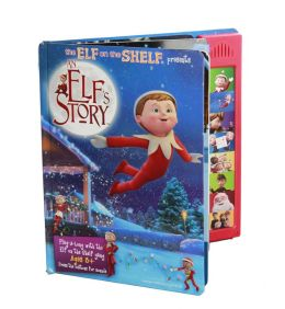 An Elf's Story Book with Sound