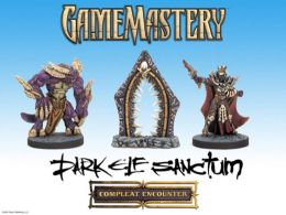 GameMastery Encounter: Dark Elf Sanctum: Compleat Encounter