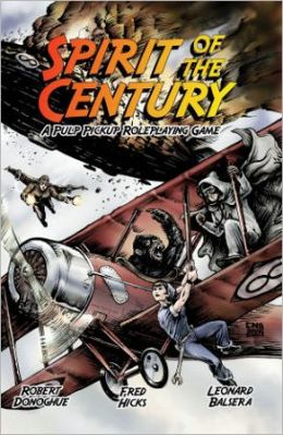 Spirit of the Century RPG