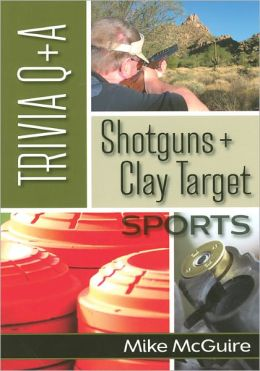 Shotguns + Clay Targets Sports Trivia Q+A