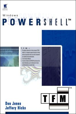 Windows PowerShell: TFM