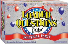 Loaded Questions Political Party Card Game