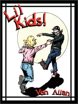 Li'l Kids: An original graphic novel collecting three webcomic short Stories